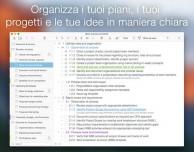 Cloud Outliner 2 Pro: organizza le tue note in modo semplice e veloce