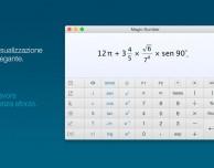 Magic Number: ottima calcolatrice per Mac ora a soli 1,99 Euro