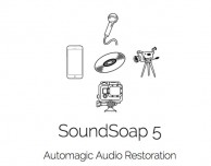 "SoundSoap rimuove eventuale ""rumore"" dai vostri file audio"