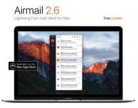 Nuovo aggiornamento per AirMail