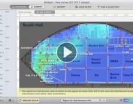 NetSpot Pro vi aiuta ad individuare eventuali debolezze nella rete wifi