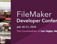 Aperte le iscrizioni per l'attesa conferenza FileMaker dedicata agli sviluppatori