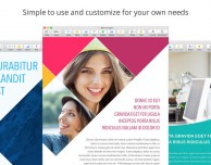 Stationery Set: template moderni e professionali per Pages, ora a soli 0,99 Euro
