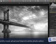 Tonality: avanzato foto editor per gli amanti del black&white ora in forte sconto