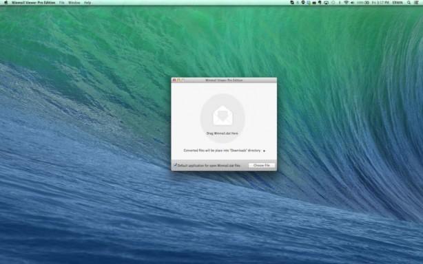 Winmail Mac pic0