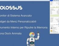 Colossus: tool per il monitoraggio di sistema ora gratis