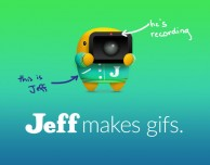 Creare GIF animate con Jeff, disponibile ora gratis su Mac App Store