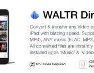 WALTR Direct Converter: 30 percento di sconto per il noto convertitore video