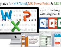 Suite for MS Office: templates da utilizzare con Microsoft Office