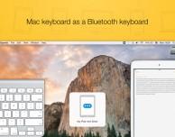 Usare la tastiera del Mac per scrivere su iPhone e iPad con Typeeto, app gratis