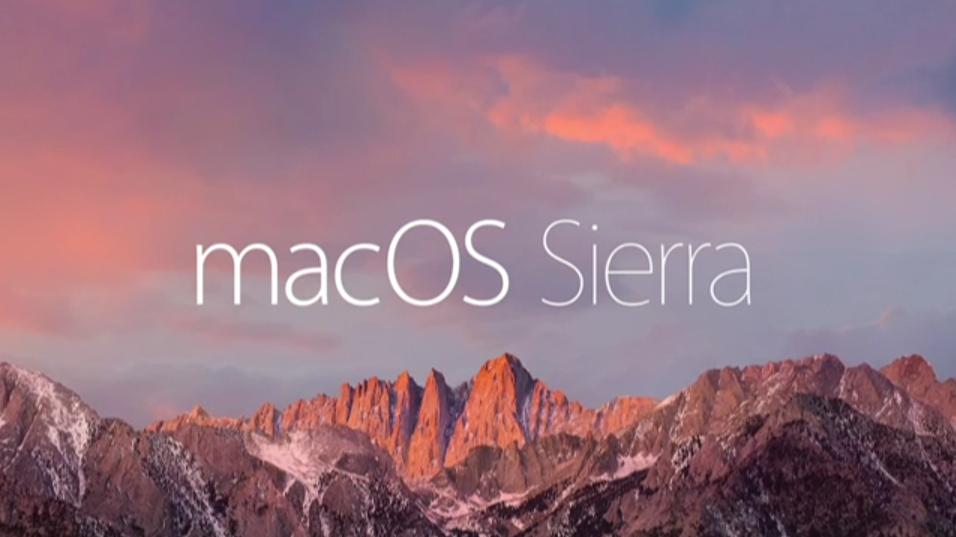 Apple realizza la seconda beta di macOS Sierra 10.12.1