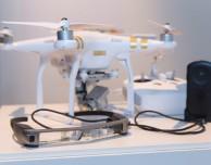 Epson e DJI collaborano per far pilotare i droni con gli smartglass