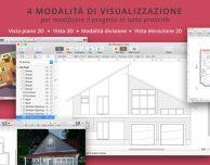 Live Home 3D: applicazione per il home-design ora in forte sconto
