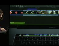 Final Cut Pro X supporterà la Touch Bar dei nuovi MacBook Pro