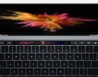Samsung ha fornito gli schermi OLED della Touch Bar?