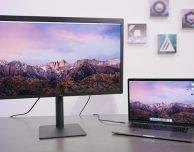 Il monitor LG UltraFine 5K mostrato in un video unboxing!