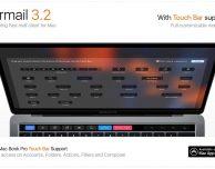 Airmail aggiunge il supporto per la Touch Bar