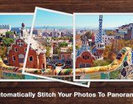 PhotoStitcher: foto panoramica dall'unione di più fotografie, ora a soli 0,99 Euro