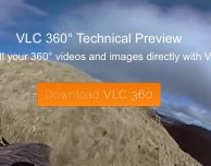 VLC 3.0 supporta i video a 360°