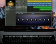 Il supporto per la Touch Bar in Logic Pro X arriverà nel 2017