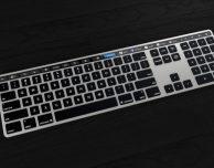 Immaginando la tastiera Apple con Touch Bar…