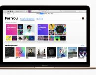 Disponibile iTunes 12.5.4 con supporto alla Touch Bar dei nuovi MacBook Pro