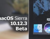 Apple rilascia la prima beta di macOS Sierra 10.12.3