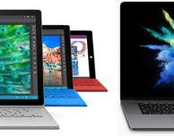 Secondo Microsoft il nuovo MacBook Pro spingerà gli utenti verso il Surface