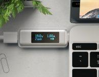 Satechi USB-C Power Meter: misuriamo il voltaggio delle nostri dispositivi USB!