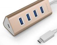 L'hub USB-C di dodocool con 4 porte USB per chi ha un nuovo MacBook