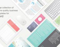 Giveaway Of The Week: 3 copie gratuite per Business Templates for MS Word [CODICI UTILIZZATI CORRETTAMENTE]