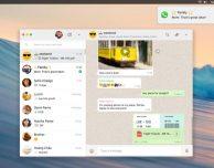 WhatsApp Desktop introduce la risposta diretta dalle notifiche