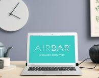 Touchscreen su qualsiasi Mac? Arriva AirBar!