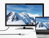 Ecco l'adattatore USB-C a HDMI di Anker con supporto 4K