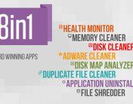 DiskZilla: otto tool in uno per migliorare le prestazioni del Mac