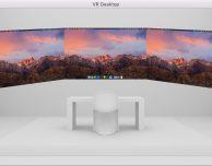 VR Desktop: MacOS in realtà virtuale con VR Oculus Rift