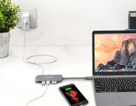 In offerta l'hub USB-C di HooToo con lettore di SD Card e porta HDMI!