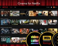 Cinema per Netflix: le tue serie TV preferite le guardi anche su Mac