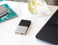 WD lancia il suo primo disco esterno SSD