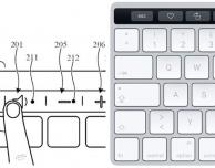 Apple brevetta la tastiera esterna con Touch Bar e Touch ID