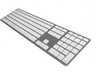 Matias, la tastiera wireless associabile a 4 diversi dispositivi
