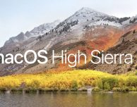 Apple rilascia macOS 10.13 High Sierra beta 7