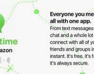 Amazon lancerà una nuova app di messaggistica