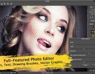 Editor fotografico Pro Paint per Mac a soli 0,49 Euro