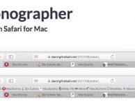 Faviconographer per Safari: mostrare le favicon in ogni singolo pannello