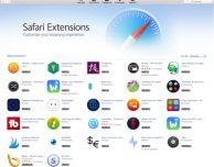 Estensioni per Safari ora anche su Mac App Store