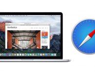 Apple rilascia Safari 11 per macOS Sierra e OS X El Capitan