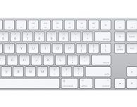 In arrivo la nuova Magic Keyboard con tastierino numerico?