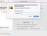 Apple rilascia un update di macOS High Sierra per risolvere la vulnerabilità root [AGGIORNATO]