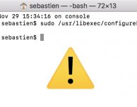 Apple spiega come risolvere il problema della condivisione file dopo l'ultimo update di sicurezza su High Sierra